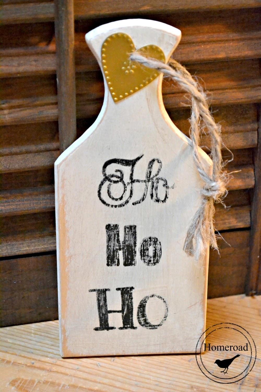 mini breadboard ornaments www.homeroad.net