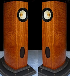 audiophile single-driver speakers