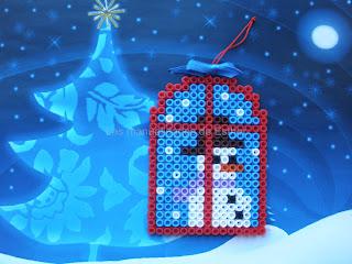 colgante arbol Navidad Intercambio Daiana