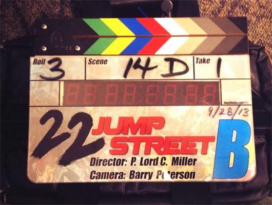 Primeras imágenes del rodaje de '22 Jump Street'