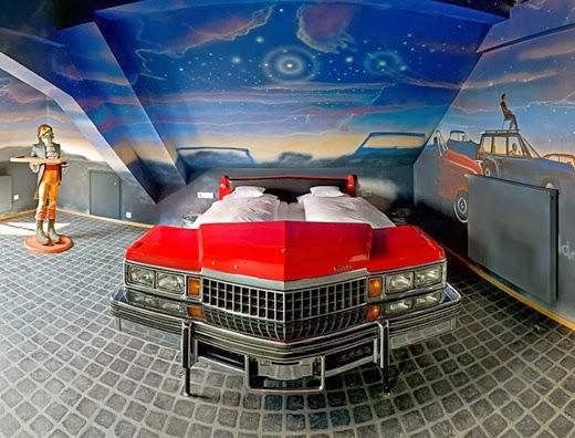 Meilenwerk and V8 Hotel at Stuttgart City, Germany