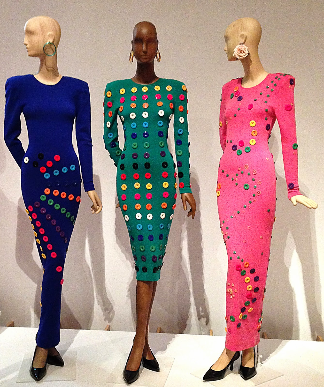 Black Fashion Designers Association Because his work incorporated