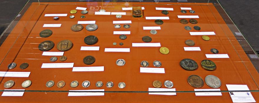 Medallas de Reyes de Asturias