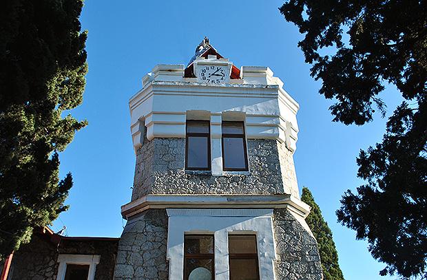 Башня Врангеля в Ялте