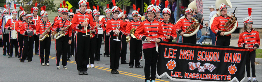 Lee Middle and High School Band
