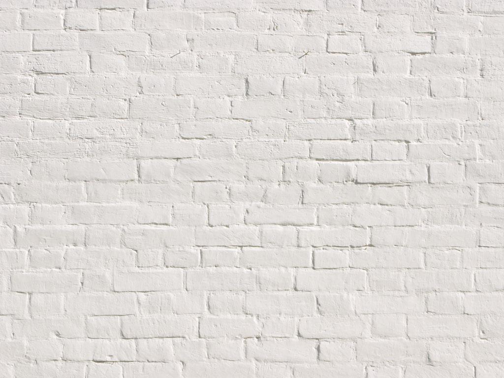 Esp ritu ca tico ense anza a una pared - Pared ladrillo blanco ...