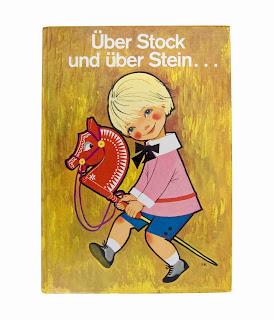 Über Stock und über Stein von Felicitas Kuhn bei loverares.de kaufen