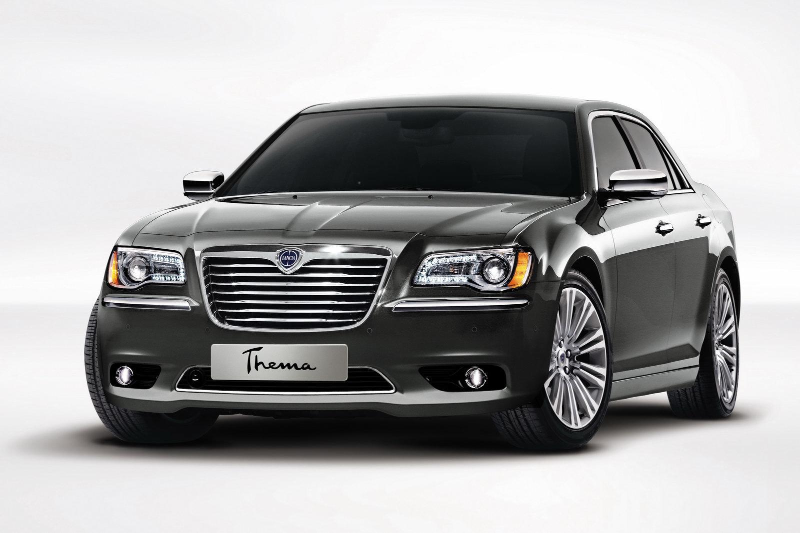 Lancia Thema (Chrysler 300)