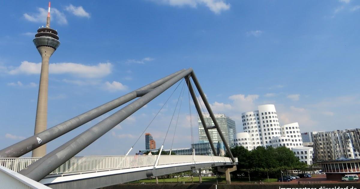 Bambus Gartenmobel Garten : Düsseldorf und Umgebung in Bildern Düsseldorf Hafen  Medienhafen