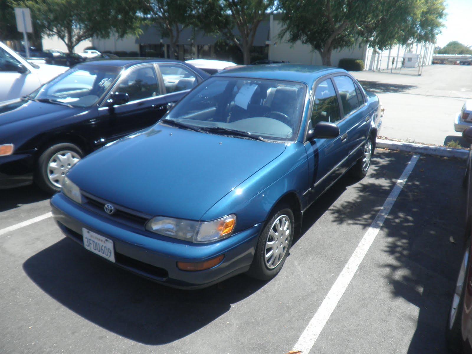 Fremont Toyota Service >> Auto Body-Collision Repair-Car Paint in Fremont-Hayward-Union City-San Francisco Bay: 1993 ...