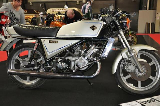 1978 Silk 700S Mark 2 Motorcycle