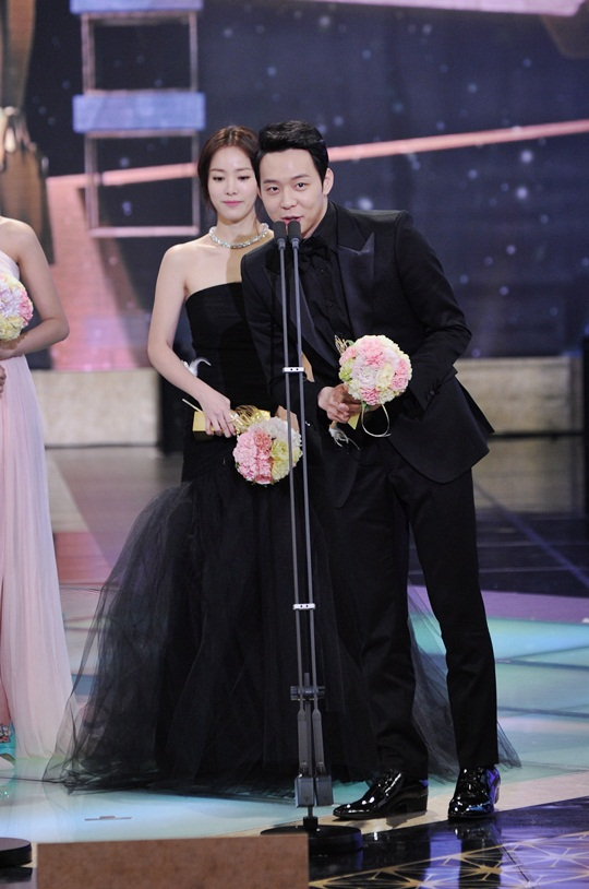SBS Drama awards 2012