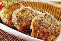 resep praktis dan mudah membuat (memasak) makanan perkedel kentang spesial enak, lezat
