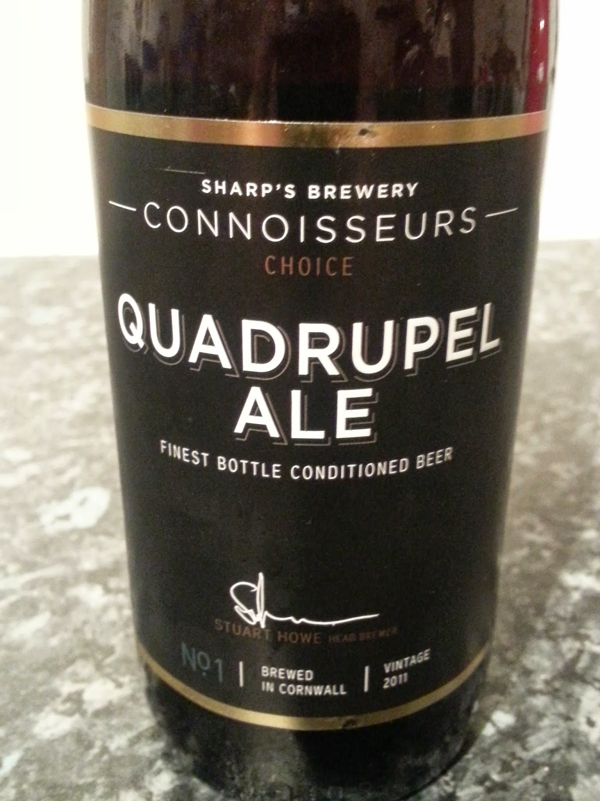 Sharp's Quadrupel