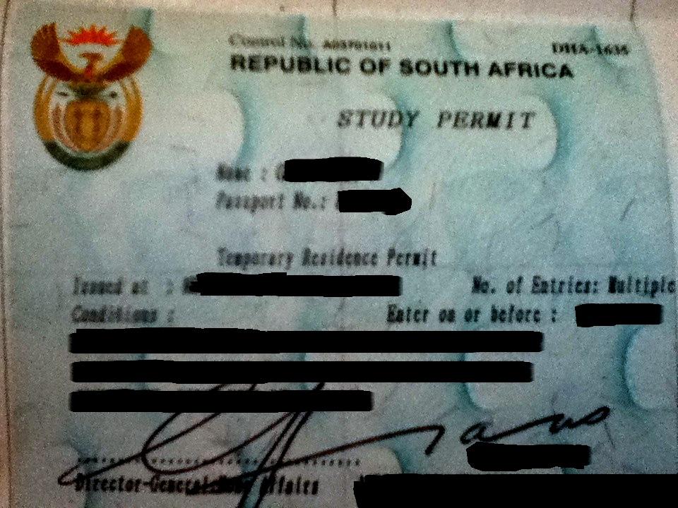 Quick South African Visa Assessment | SAvisas.com