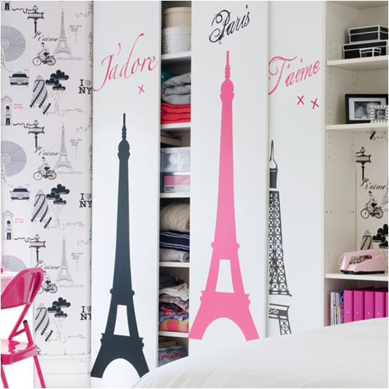 Teen Girls Room Tours ~ Room Design Ideas