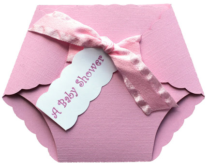 Diy Baby Shower Diaper Invitations Wilker Do's...
