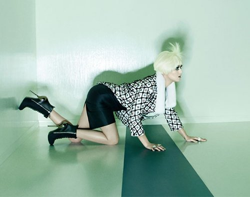 Katy Perry's Fashionably Fabulous Vogue Italia Feature » Gossip/Katy Perry