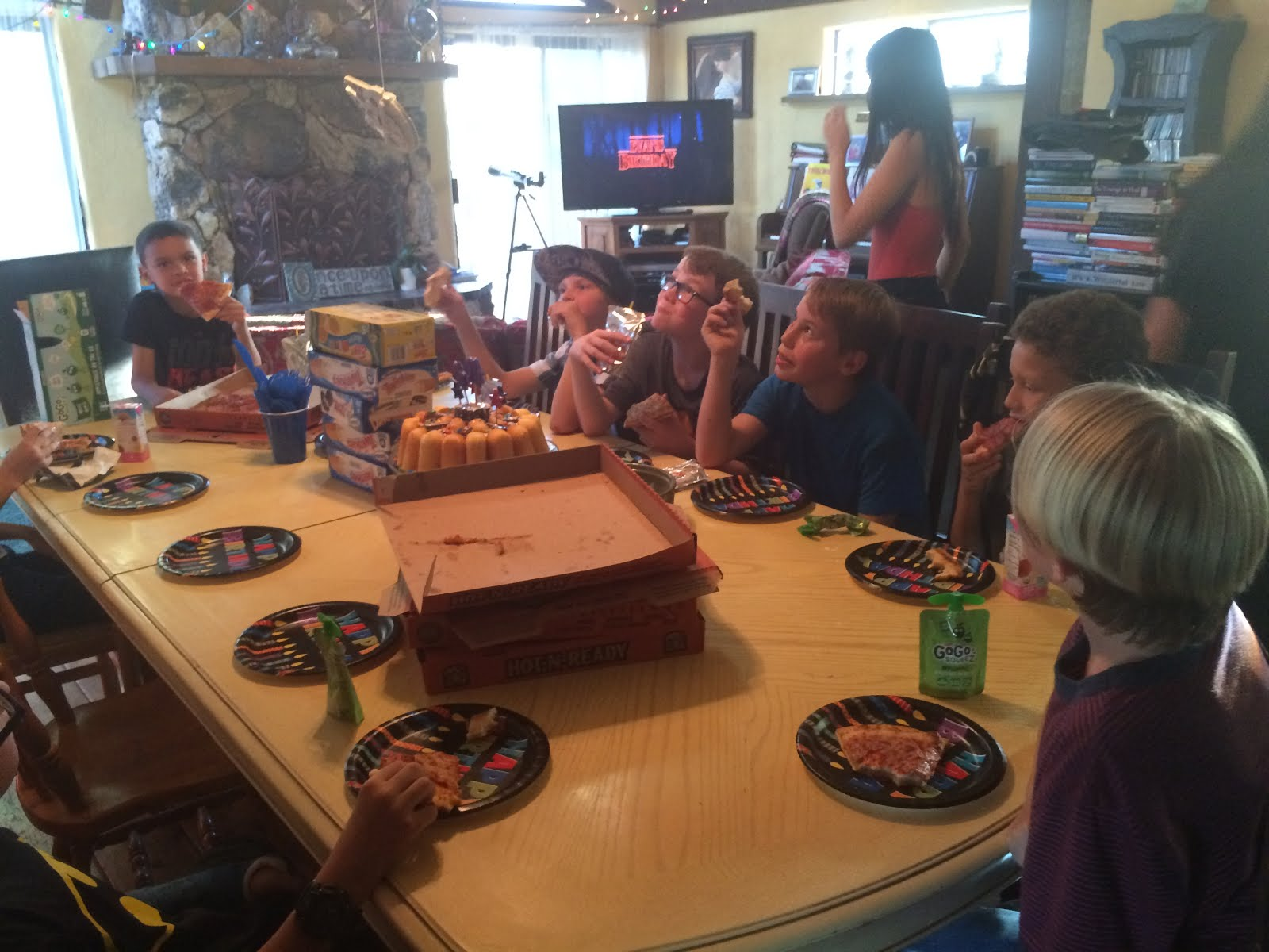 HOLLYE DEXTER: We Gave Our Son a Stranger Things Birthday ...
