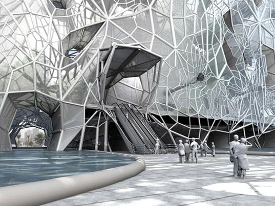 Architecture Building Skins