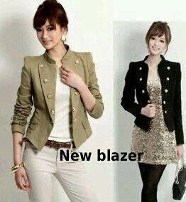 Model Blazer Terbaru
