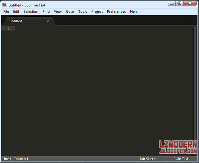 Sublime Text Beta 3 Build 3047 Pro Full Version Portable (Registered)
