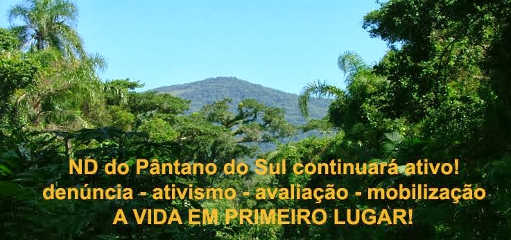 ND do Pântano do Sul
