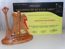 Premio Estampas de Buenos Aires 2013 y 2014