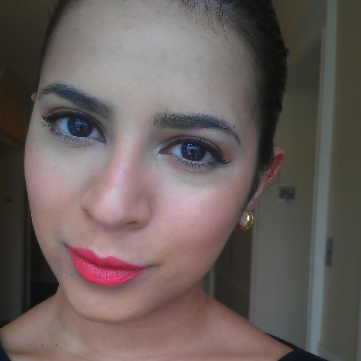 Ablaze Mac Lipstick