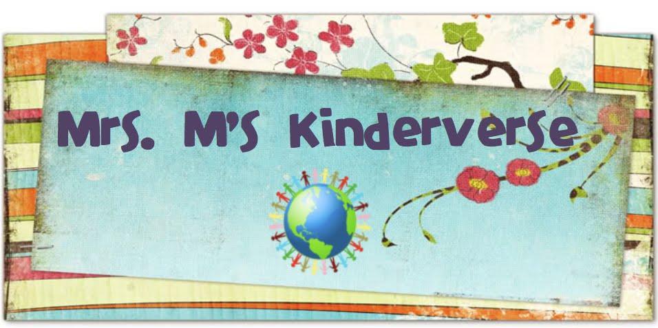 Mrs. M's Kinderverse