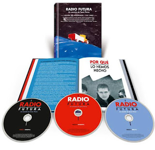 la cancion de juan perro 2013 - 25 aniversario radio futura