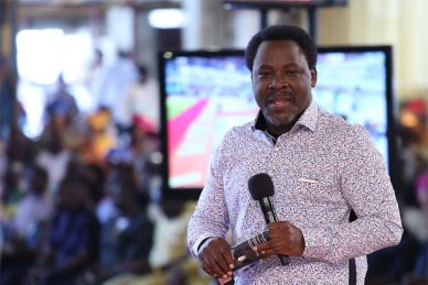 PROPHET T.B JOSHUA: YOUR REAL VALUE