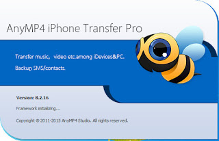 AnyMP4 iPhone Transfer Pro Portable