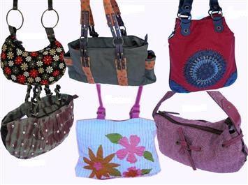 bolsos grandes con caída para mujeres redondeadas