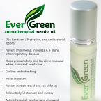 Minyak Angin Aromatherapy Evergreen