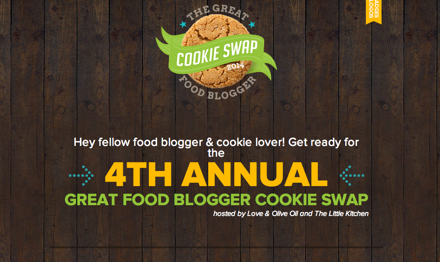 4th annual great food blogger cookie swap