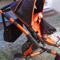 Silla de paseo bebé 3Tec Segunda mano Málaga