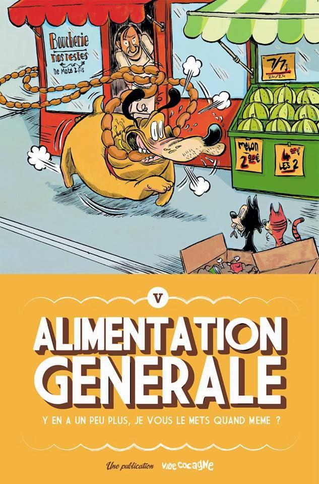Alimentation Générale vol 5