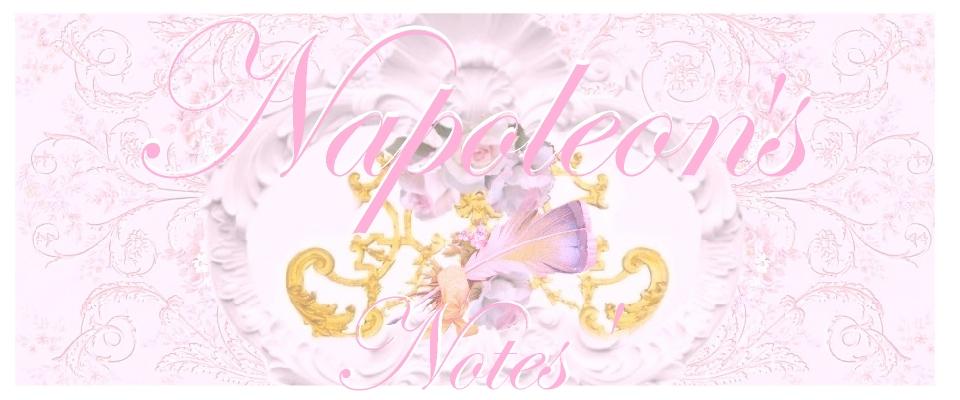 napoleons note's