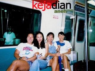 Misteri Hantu Anak Kecil di MRT Singapura Terpecahkan