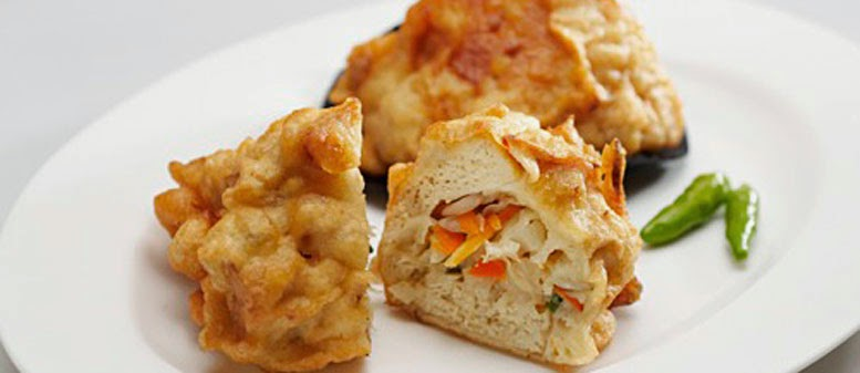 fried tofu recipe