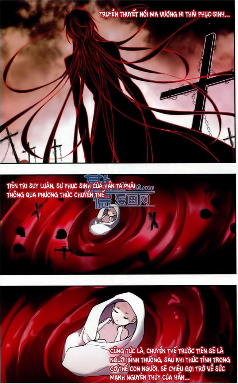 Huyết Tộc Cấm Vực chap 29 page 23 - IZTruyenTranh.com