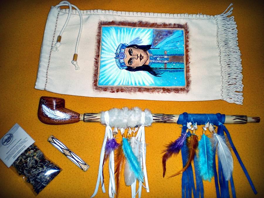 Artesãos Ou Artesaos ~ Wakan Wood Artesanato Xam u00e2nico Cachimbo em homenagem ao mestre Pena Branca!