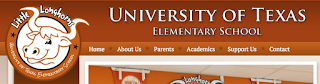 Picture of UT Elementary Website