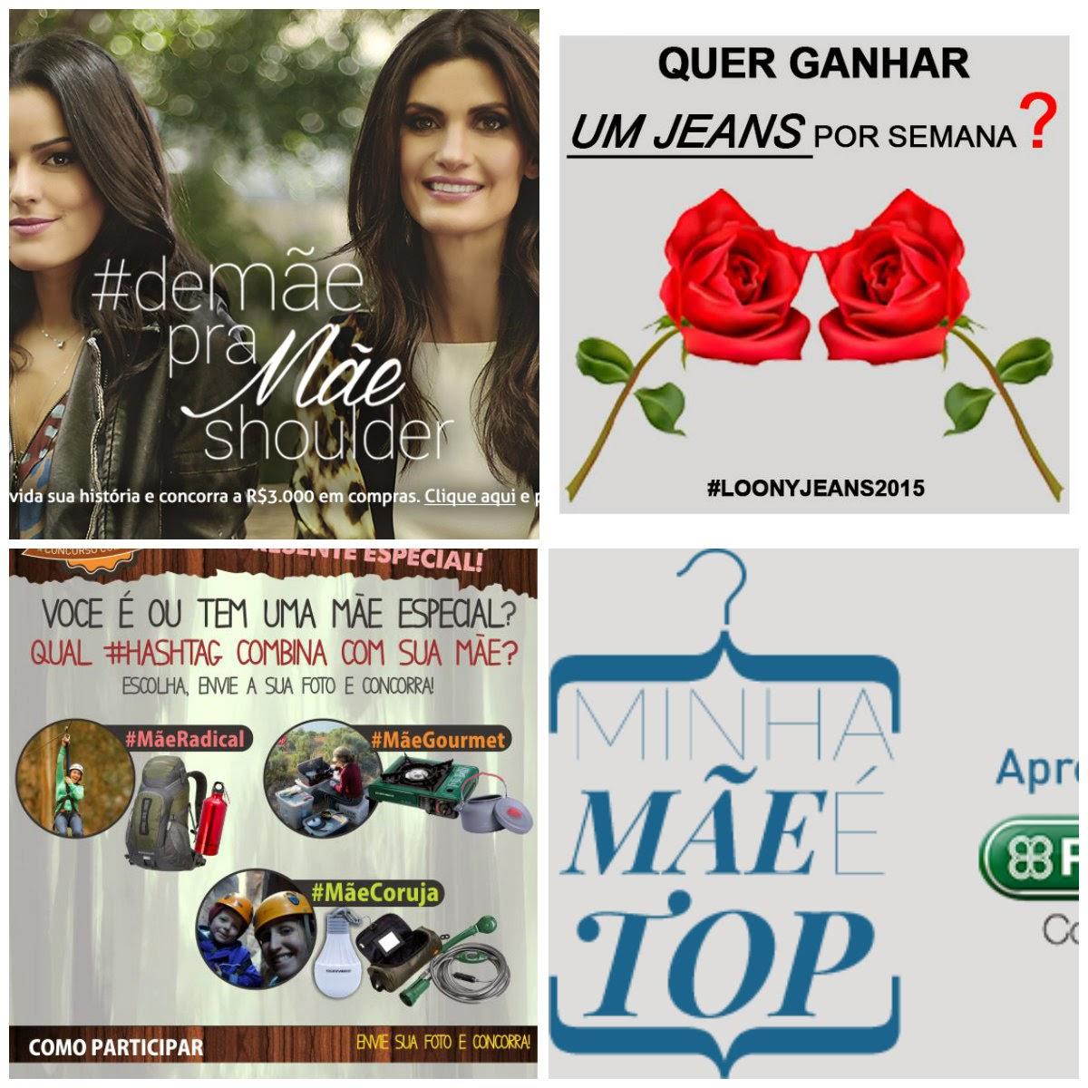 Concursos Culturais Dia Das Mães 2015