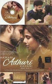 Hamari Adhuri Kahaani (2015) BluRay + Subtitle