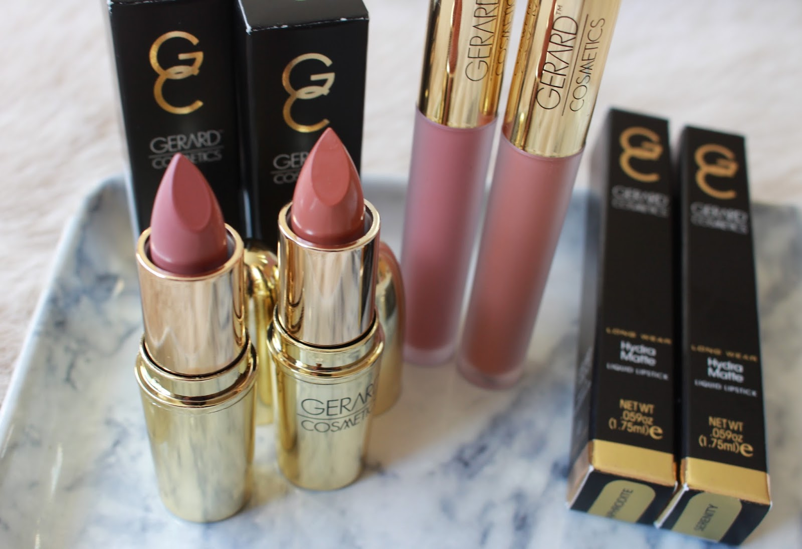 Gerard Cosmetics Review UK