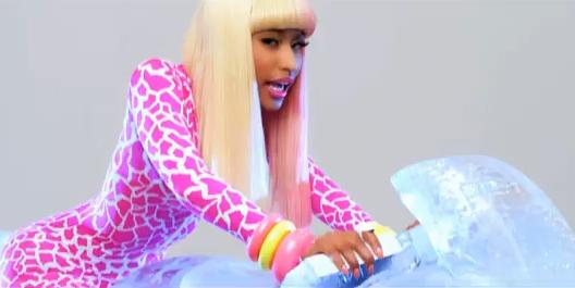 "nicki minaj super bass video images. Nicki Minaj#39;s ""Super Bass!"