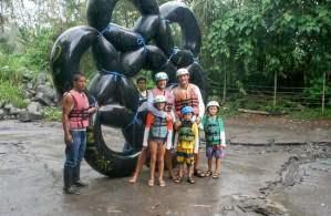 Turismo en Ecuador Feriado turístico Misahualli