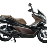 Honda PCX Black Nighthawk